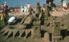 Newport Beach Sandcastle Contest