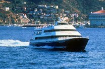 Catalina Island tour, Catalina Flyer,  Catalina  day tours