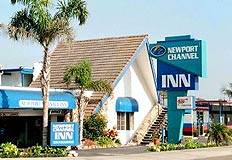 Newport Channel Inn Driving information, driving directions, travel maps and distances
