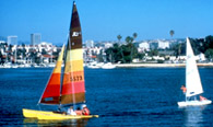 Sailing and Boating in Newport Beach and Orange County